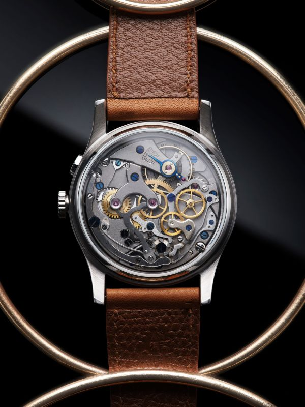 Baltic Pulsometer Chronograph Monopusher Unique Piece for Only Watch 2021