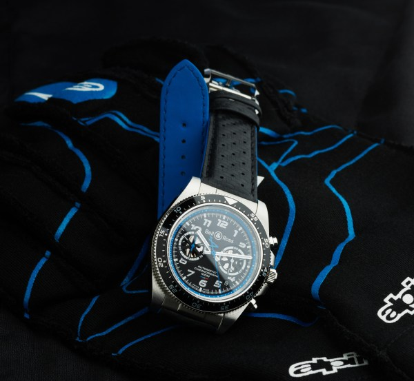 Bell & Ross Alpine F1® Team Collection