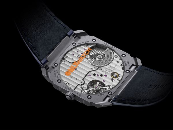 Bvlgari Octo Finissimo Perpetual Calendar Tantalum for Only Watch