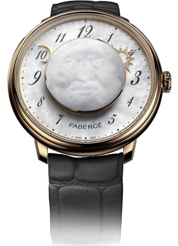 Fabergé Lady Levity watch