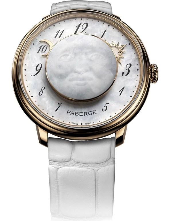 Fabergé Dalliance Lady Levity watch