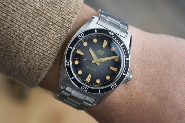 HVD SpectreDiver watch