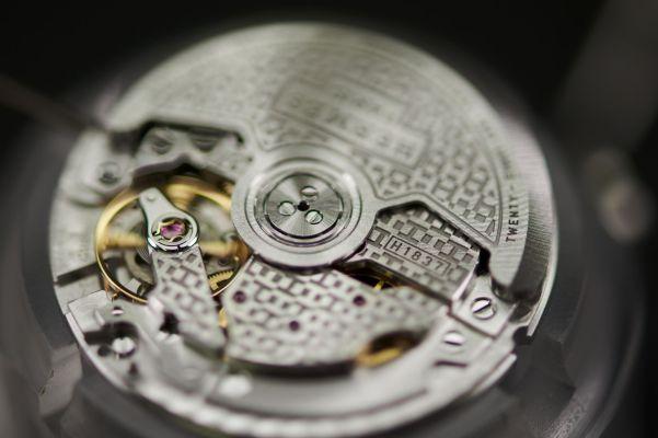 Hermès H08 watch movement