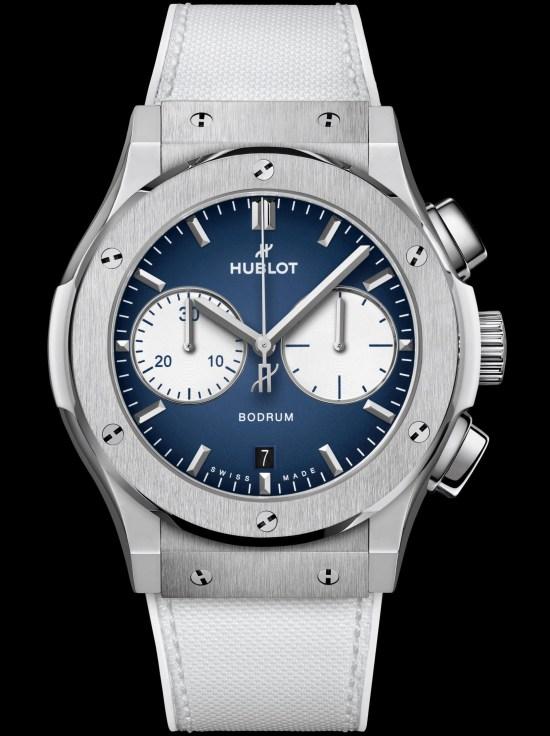 Hublot Classic Fusion Chronograph Boutique Bodrum