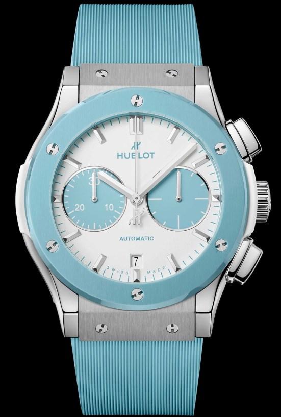 Hublot Classic Fusion Chronograph Boutique Capri