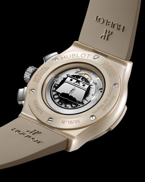 Hublot Classic Fusion Chronograph Boutique Forte Dei Marmi