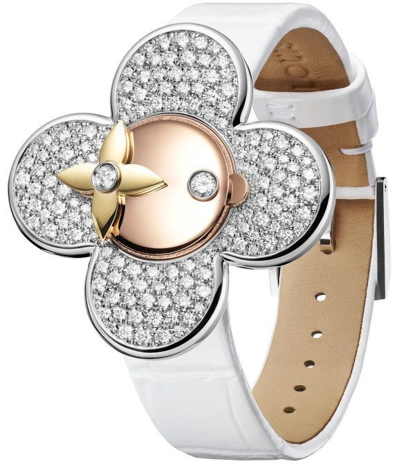 Louis Vuitton Vivienne Bijou Secret watch