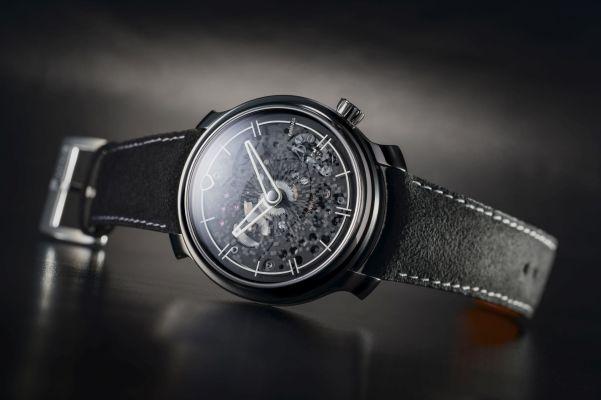 MING 20.11 Mosaic watch