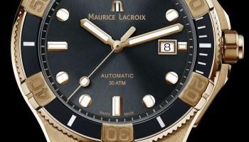 Maurice Lacroix Aikon Venturer Bronze 43mm Limited Edition