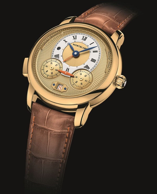 Montblanc Star Legacy Nicolas Rieussec Chronograph Only Watch '21 Unique Piece