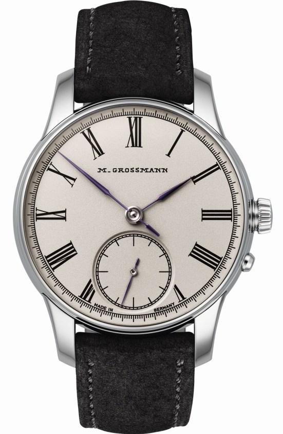 Only Watch Moritz Grossmann, Unique Piece for Only Watch 2021