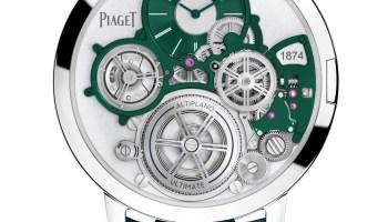 """Piaget Altiplano Ultimate Concept """"Tribute to La Côte-aux-Fées"""""""