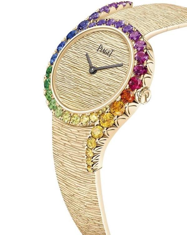 Piaget Limelight Gala Precious Rainbow watch