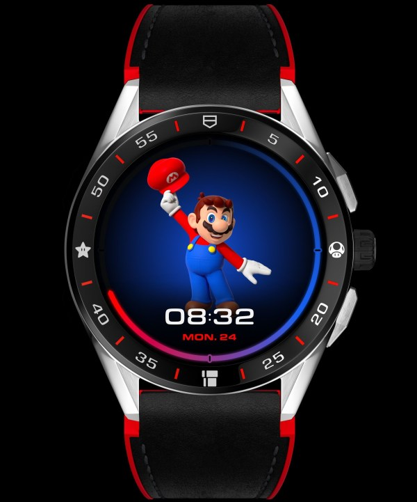 TAG Heuer Connected x Super Mario Limited Edition