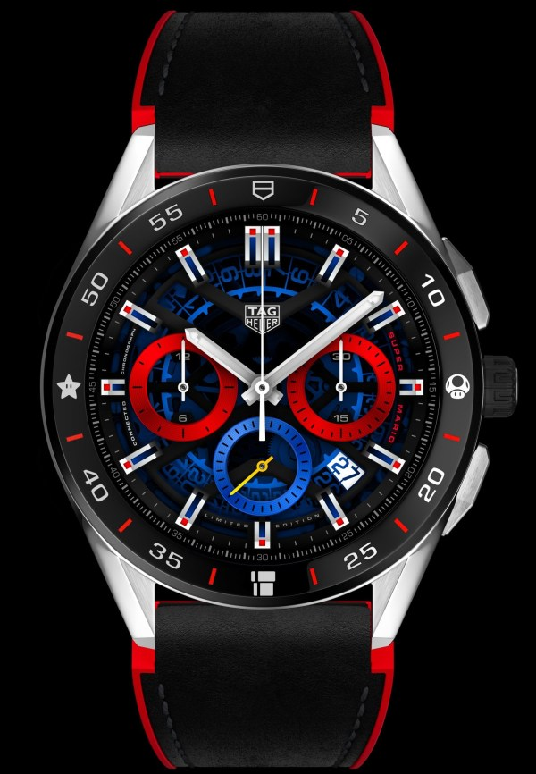 TAG Heuer Connected x Super Mario Limited Edition smart watch