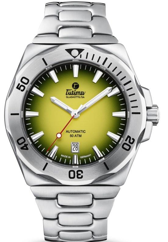 Tutima Glashütte M2 Seven Seas S watch