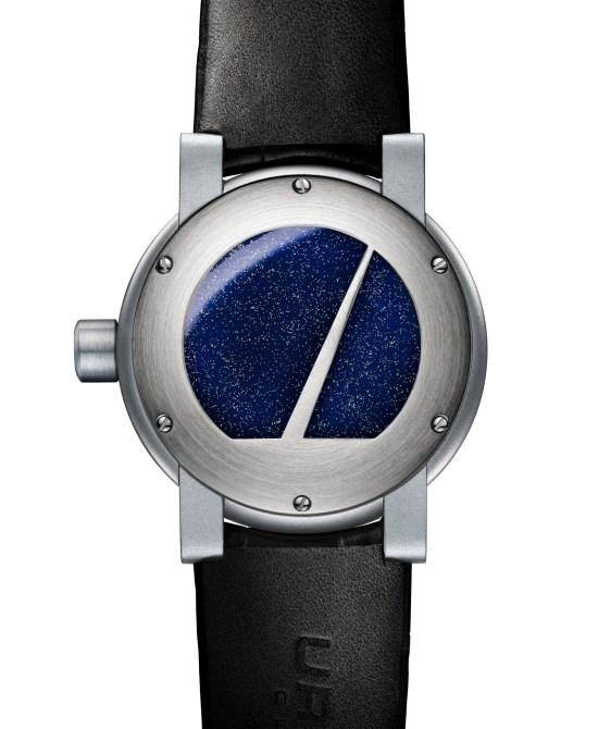 """URWERK UR-102 """"Gaïa"""", Unique Piece for Only Watch 2021"""