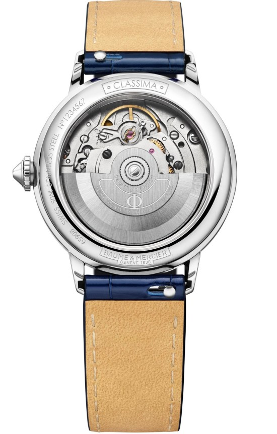Baume & Mercier Classima Moonphase Automatic Watch, 34mm (reference 10633)