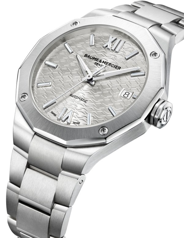 Baume & Mercier Riviera 36mm Automatic (reference 10615)