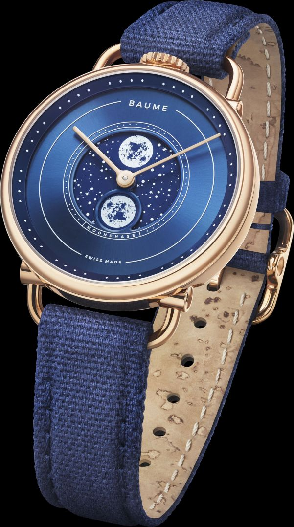 BAUME Moonphase 35mm, Reference M0A10638