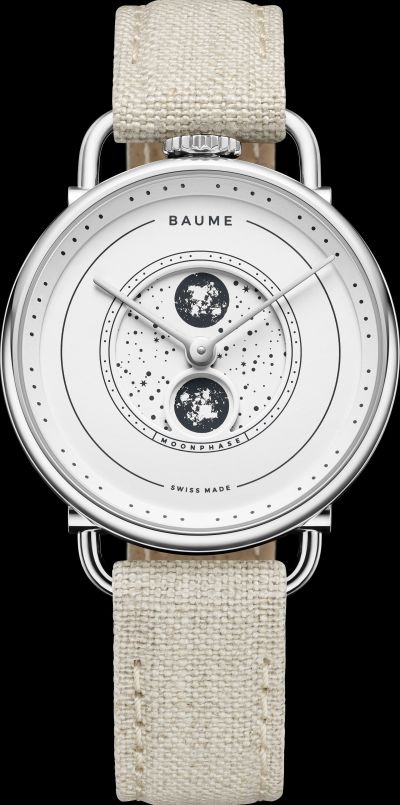 BAUME Moonphase 35mm, Reference M0A10639