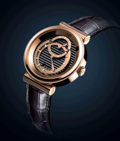BLU (Bernhard Lederer Universe) Terzett watch