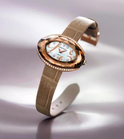 Century KARISMA Precious Elegance watch mother of pearl dial