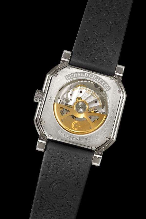 Gerald Charles Maestro GC2.0-A Automatic