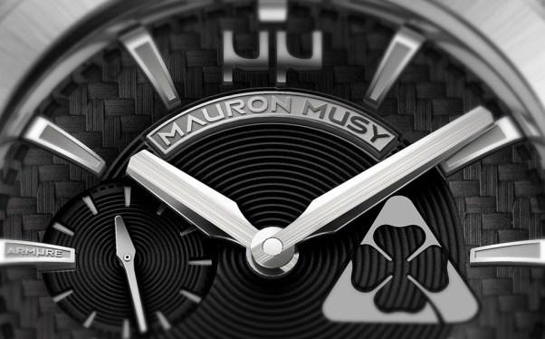 MAURON MUSY ARMURE MU3-108 Quadrifoglio Limited Edition