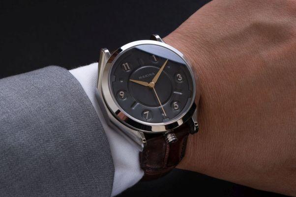 Makina Raum_I Automatic watch