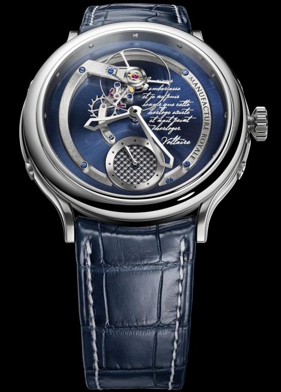 Manufacture Royale 1770 Voltige Univers