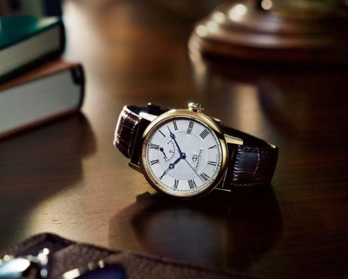 ORIENT STAR Elegant Classic watch