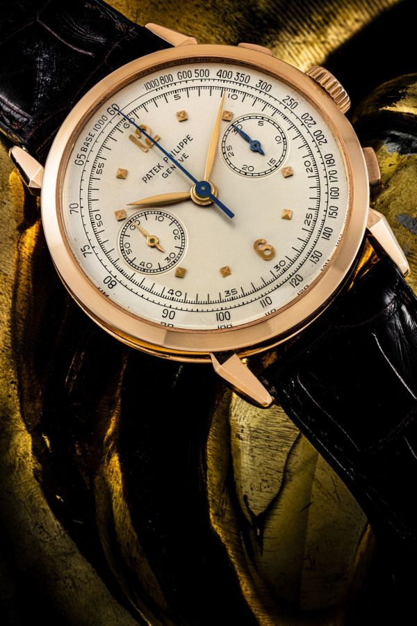 Patek Philipe Chronograph Ref. 1579R