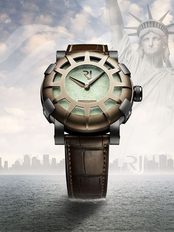 RJ-ROMAIN JEROME Liberty-DNA Limited Edition watch