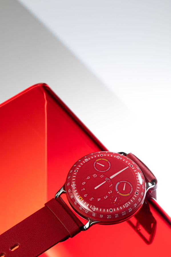 Ressence Type 3MC Unique Piece in collaboration with ART IN TIME Watch Gallery, Monaco
