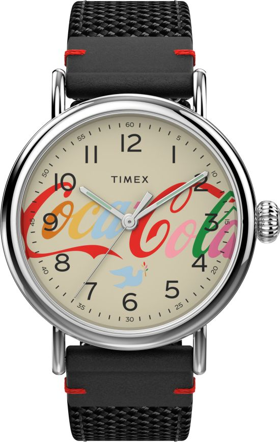 Timex x Coca-Cola 1971 'The Unity' Limited Edition Collection