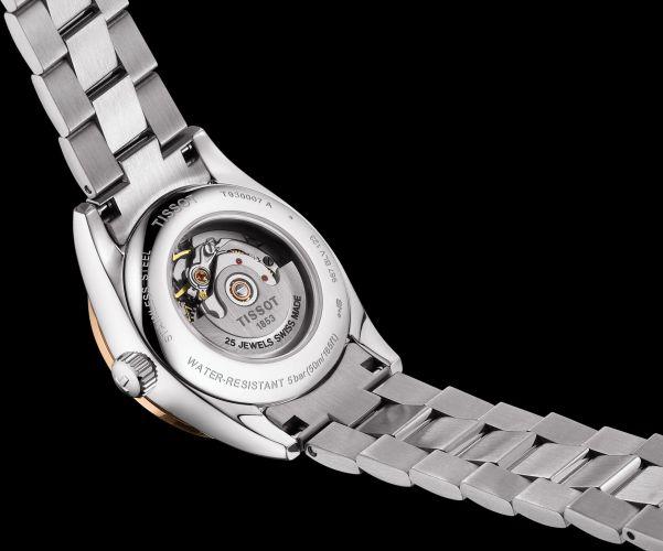 Tissot T-My Lady Automatic watch movement