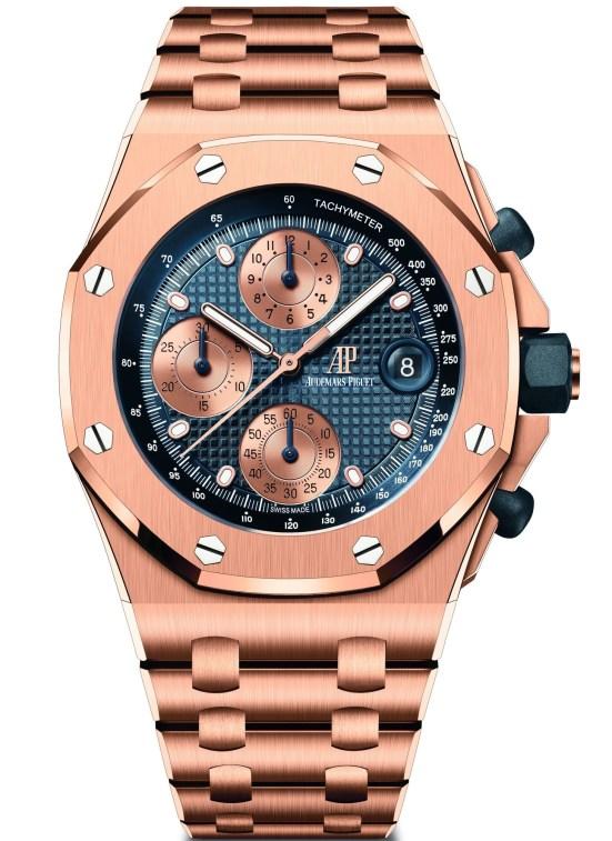 Audemars Piguet Royal Oak Offshore Self-winding Chronograph Pink Gold 42 mm