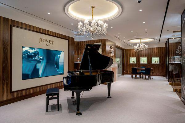 BOVET 1822 Boutique Marina Bay Sands in Singapore