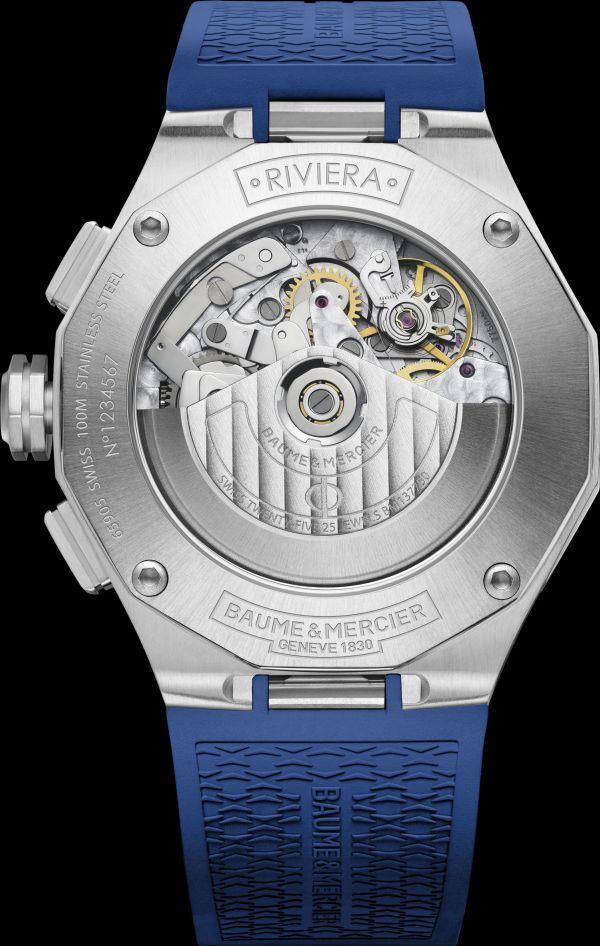 Baume & Mercier Riviera Chronograph