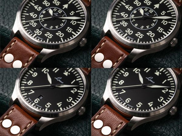 Laco Genf and Zürich New Models