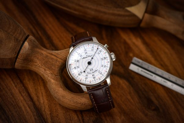 MeisterSinger Bell Hora Anniversary Edition with Hourly Chime
