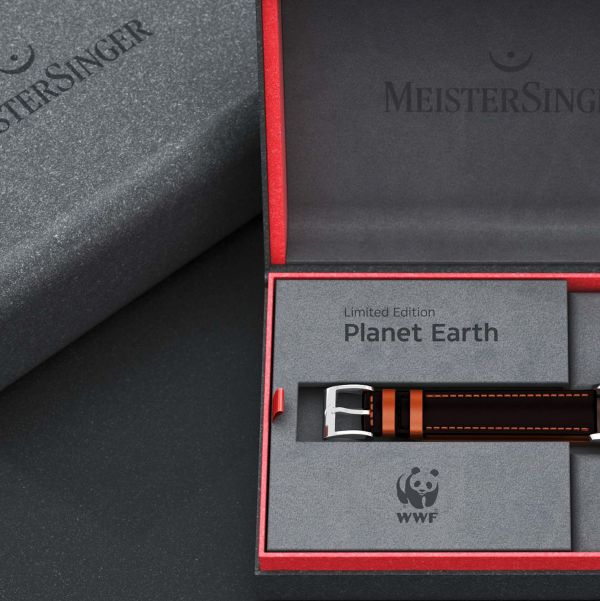 MeisterSinger Perigraph Planet Earth Edition