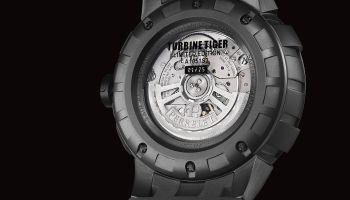 "Perrelet ""Turbine Tiger"" Limited Edition"