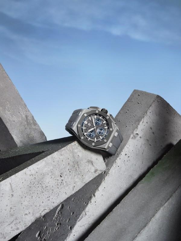 Audemars Piguet Royal Oak Offshore Self-winding Chronograph 43 mm