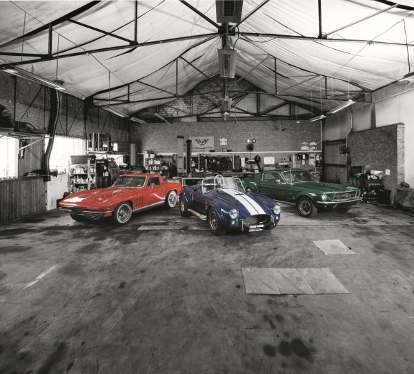 Three Icons of the American Car Culture