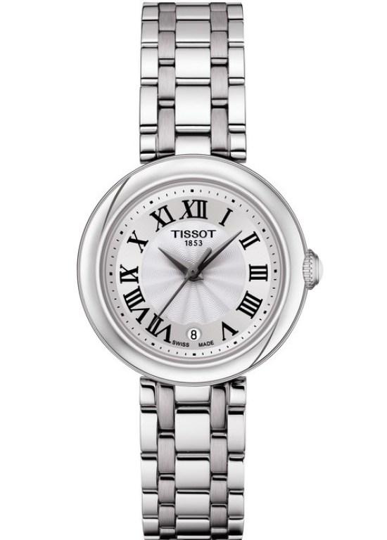 Tissot Bellissima watch steel