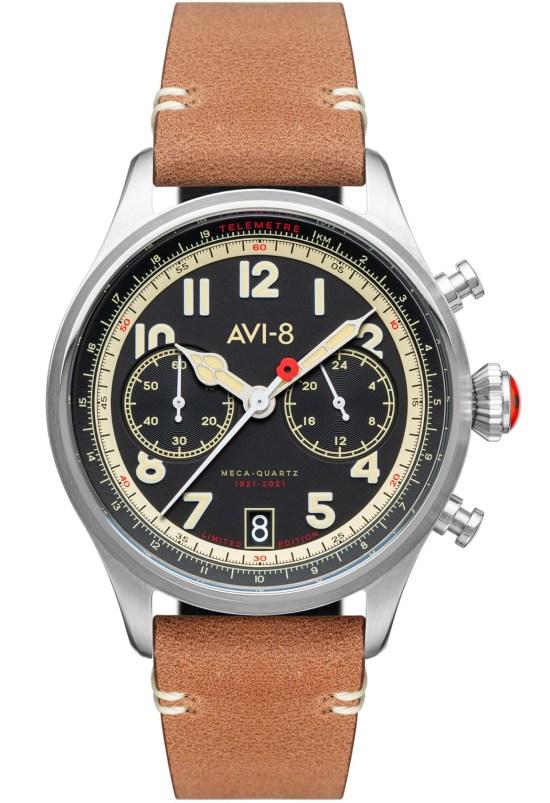 AVI-8 Flyboy Royal British Legion Founder's Chronograph