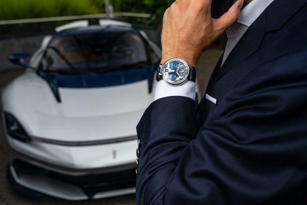 BOVET Battista Tourbillon watch