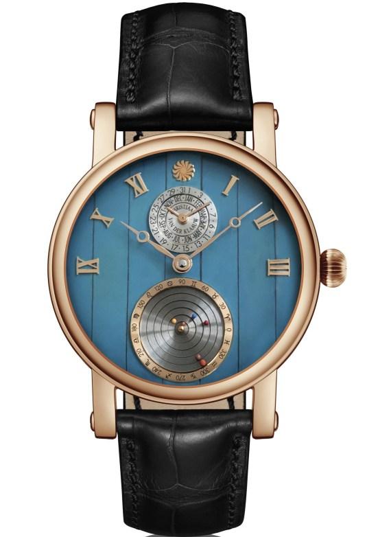 Christiaan van der Klaauw CVDK Planetarium Eise Eisinga Limited Edition watch